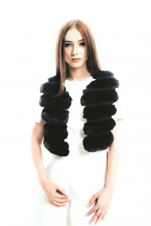 Chinchilla Fur Coats Clothing