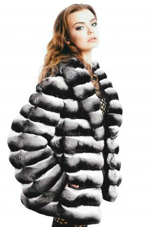 Fur coat Aphrodite
