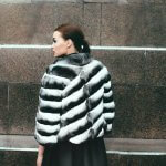 Chinchilla fur coat by the FurbySD