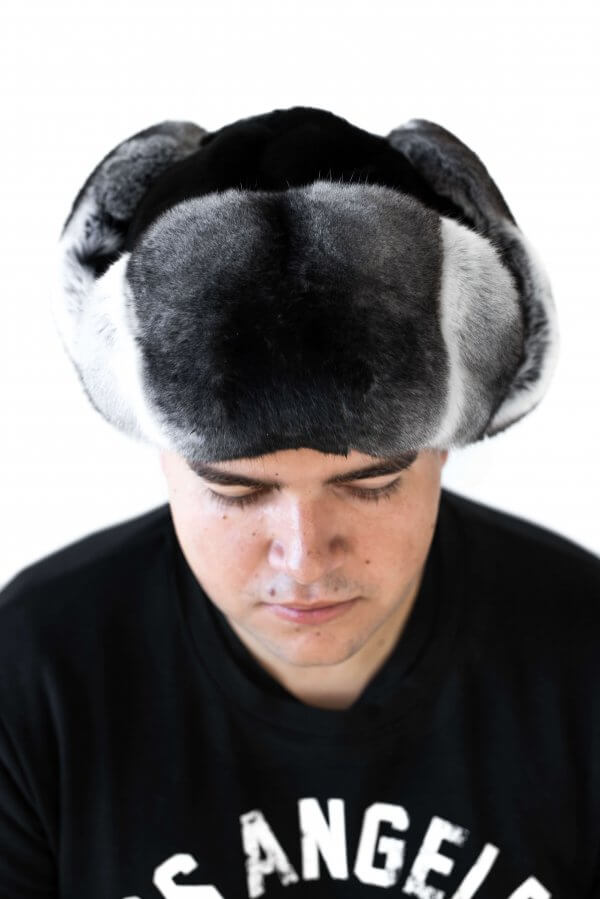 Ushanka ear flap hat