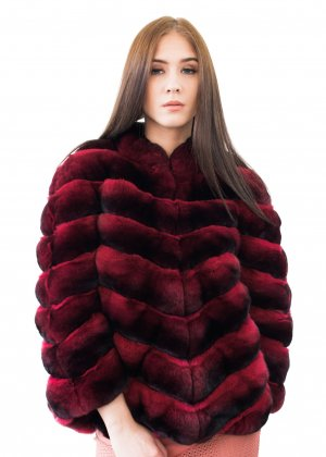 most expensive chinchilla fur coat