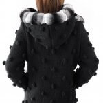 FurbySD chinchilla fur bomber jacket